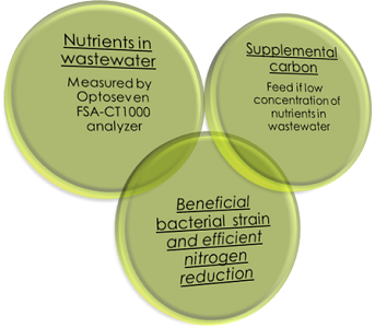 Optimizing nitrogen removal from wastewater